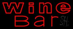 Double Stroke Red Wine Neon Sign 13 Tall x 32 Wide x 3 Deep, is 100% Handcrafted with Real Glass Tube Neon Sign. !!! Made in USA !!!  Colors on the sign are Red. Double Stroke Red Wine Neon Sign is high impact, eye catching, real glass tube neon sign. This characteristic glow can attract customers like nothing else, virtually burning your identity into the minds of potential and future customers.