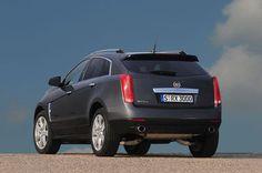 Cadillac #SRX #Crossover. Il SUV della casa americana.