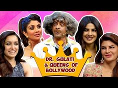 Dr. Gulati and Bollywood Queens    Best Indian Comedy   The Kapil Sharma...