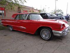 SOLD 1959 Thunderbird