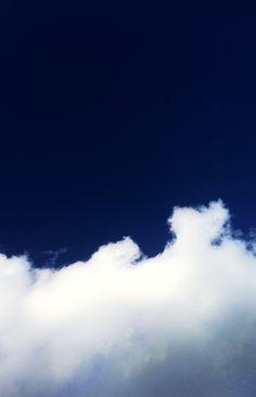 - ¿Qué es lo que más te gusta de la naturaleza? - No sé, ¿y a ti? - Las nubes   <3