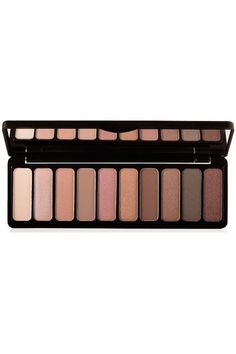 Studio Need It Nude Eyeshadow Palette - e. Studio Need It Nude Eyeshadow Palette helps you achieve beautifully natural eye looks with 10 Gold Eyeshadow Palette, Rose Gold Eyeshadow, Neutral Eyeshadow, Makeup Palette, Elf Palette, Makeup Goals, Love Makeup, Beauty Makeup, Beauty Dupes
