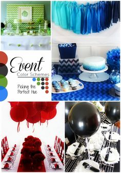 How do you decide on the perfect color scheme for your event? This blog covers different aspects about how color makes attendees feel and helps you pick the right one for your corporate or social event. #snappening