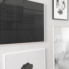 Posters in our showroom #kristinadamstudio #poster #pompidou