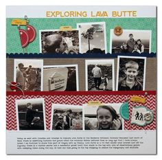 Exploring-lava-butte by Summer Fullerton