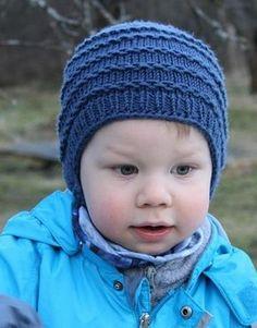 Ulla – Notice – Chaîne - Tricot et Crochet Baby Hats Knitting, Knitted Hats, Crochet Baby, Knit Crochet, Kids Hats, Knitting Projects, Little Boys, Free Pattern, Knitwear