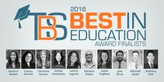 TheBestSchools.org presents 10 outstanding K-12 teachers in contention for the $20,000 Escalante-Gradillas Prize for Best in Education