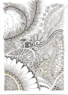 Shelly beauch zentagles and imaginative doodles рисунки, зентангл и грифона Zentangle Drawings, Doodles Zentangles, Zentangle Patterns, Doodle Drawings, Doodle Sketch, Tangle Doodle, Zen Doodle, Doodle Art, Colouring Pages