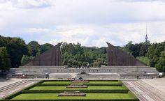 Soviet monument in Treptower Park, Berlin