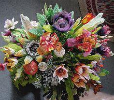 mario rivoli beaded flowers | Mario Rivoli Storefront | Mario Rivoli