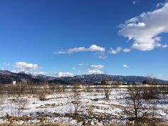 冬の梓川  #vegas1200