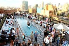 Image result for soho house Shoreditch House, Soho House, Pool Houses, Dolores Park, Real Estate, Club, Travel, Chicago, Golf
