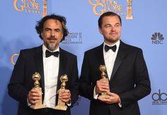 Los ganadores de los Globos de Oro El renacido, Misión rescate y las series Mozart in the jungle y Mr.Robot fueron las grandes ganadoras