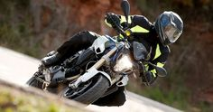 BMW F800R 2015 review: more powerful | Bikes Media