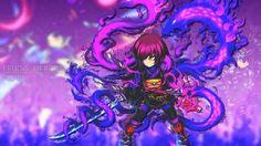 [Brave Frontier] Mariela Wallpaper by gitsuwa on DeviantArt Brave Frontier, Cool Words, Fanart, Deviantart, Wallpaper, Anime, Fictional Characters, Wall Papers, Fan Art