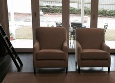 Our Oliver chairs