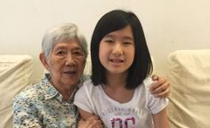 Seeing her grandma's struggles with Alzheimer's, Emma Yang dreamed up a one-of-a-kind app that is 'just what the doctor ordered' for dementia patients.