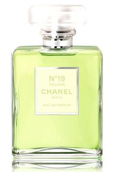 Chanel No 19 Poudre by Chanel is a woody, green, aromatic and powdery Floral Woody Musk fragrance with neroli, galbanum and orange in the top. Iris and jasmine in the middle. Vetiver, musk and tonka in the base. - Fragrantica