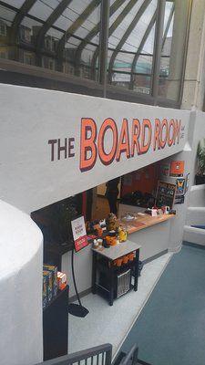 The Board Room Game Cafe, Halifax, Nova Scotia