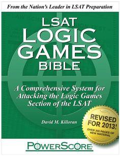 The blueprint for lsat logic games by blueprint lsat preparation best lsat prep books powerscore lsat logic games bible review malvernweather Images