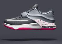 quality design 98f3f 743dd Nike KD7 iD   on NIKEiD.com Running Shoes Nike, Nike Shoes Cheap,