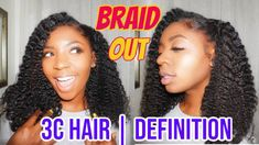 Photo Credit: stushking_ Curly Hair Styles, Natural Hair Styles, 3c Hair, Natural Hair Tutorials, Braid Out, Flat Twist, Hair Type, Photo Credit, Make It Simple