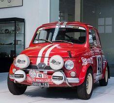 Steyr Puch 650 TR Fiat 500, Fiat Sport, Alfa Romeo, Automobile, Fiat Cars, Fiat Abarth, Steyr, Classic Sports Cars, Sweet Cars