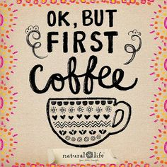 AMEN! Happy #NationalCoffeeDay! Tag your fav coffee buddy ☕️❤️ #naturallifehappy