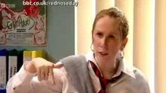 Red Nose Day - David Tennant and Catherine Tate for Comic Relief [subtitled], via YouTube.