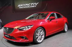 2013 Mazda 6 exclusive pics