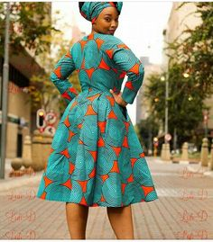 Patterm African Evening Dresses, African Print Dresses, African Dress, African Fashion Ankara, African Inspired Fashion, African Print Fashion, African Attire, African Wear, Shweshwe Dresses