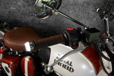 Encode Royal Enfield Classic 500 by Haldankar Customs - Royal Enfield Modified Bullets