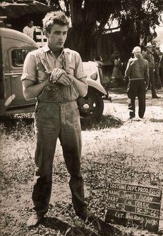James Dean in East of Eden