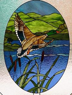 Delphi Artist Gallery mallard in flight