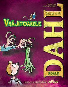 Quentin Blake, Roald Dahl, Comic Books, Comics, Author, Character, Comic Book, Comic, Comic Strips