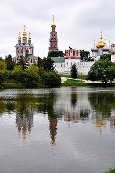 Moscow. Новодевичий монастырь