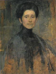 Olga Boznańska (April 1865 – October was a Polish painter of the turn of the century. She was a notable female painter in Poland and Europe, and was stylistically associated with the French impressionism. Life Drawing, Painting & Drawing, Self Portrait Artists, Female Painters, Painting People, Art Google, Figurative Art, Female Art, Fine Art