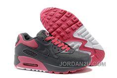 http://www.jordan2u.com/nike-air-max-90-womens-pink-grey-for-sale-czzdy.html NIKE AIR MAX 90 WOMENS PINK GREY FOR SALE CZZDY Only 69.68€ , Free Shipping!