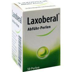 LAXOBERAL Abführ Perlen:   Packungsinhalt: 50 St Weichkapseln PZN: 00668442 Hersteller: Boehringer Ingelheim Pharma GmbH & Co.KG Preis:…