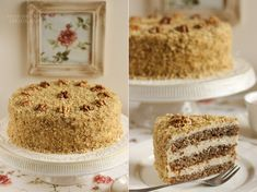 Other Recipes, Sweet Recipes, Hungarian Recipes, Almond Cakes, Cake Cookies, Vanilla Cake, Holiday Recipes, Cookie Recipes, Food And Drink