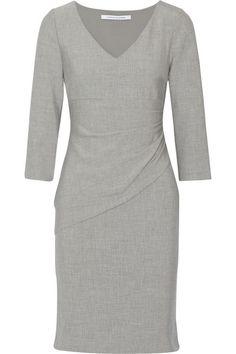 Diane von Furstenbergstretch-crepe dress
