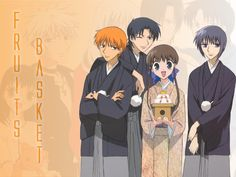 Oh Fruits Basket, the feel good anime of the year :)