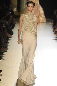 Elie Saab Fall Couture 2012