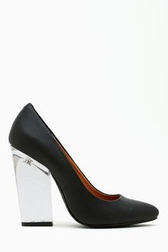 Nasty Gal pump - $88