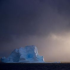 For the past two weeks I've been exploring the Southern Ocean visiting Antarctica and South Georgia Island. This shot was made just after we cleared the dreaded Drake Passage between South America and the Antarctic peninsula. A storm cleared for a minute at Dalmann bay to highlight this berg. Photo by @danwestergren I'll be posting more from the South during this trip on my Instagram #ngexpeditions by natgeotravel