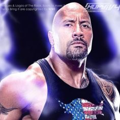 "Dewayne ""The Rock"" Johnson, the man of my dreams."