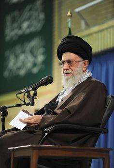 Iran's supreme leader, Ayatollah Ali Khamenei, appears in public amid rumors about his health | Fox News