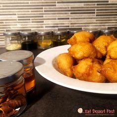 #Μένουμε_σπίτι και φτιάχνουμε λουκουμάδες! – Eat Dessert First Greece  Στο γλυκό και μυρωδάτο άρθρο μαςθα μάθουμε την ιστορία των λουκουμάδων, τις εκδοχές τους ανά τον κόσμο και την ιστορία της καλής τους φίλης της κανέλας. Και όπως πάντα θα συνοδέψουμε τις γνώσεις μας φτιάχνοντας τη δικιά μας μερίδα!  #λουκουμάδες #μέλι #κανέλα #doughnuts #fried #dessert #honey #cinnamon #foodbloggers #greece #συνταγές #recipes #άρθρο Crepes, Pancakes, Ethnic Recipes, Food, Essen, Pancake, Meals, Yemek, Eten