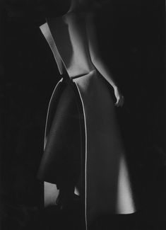 Rear view, Yohji Yamamoto, 1982