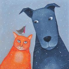 It's Snowtime by Ailsa Black